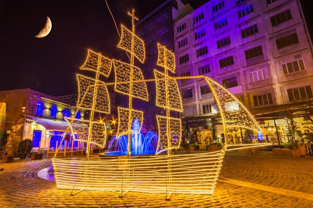 The Christmas Boat is  a Greek Tradition