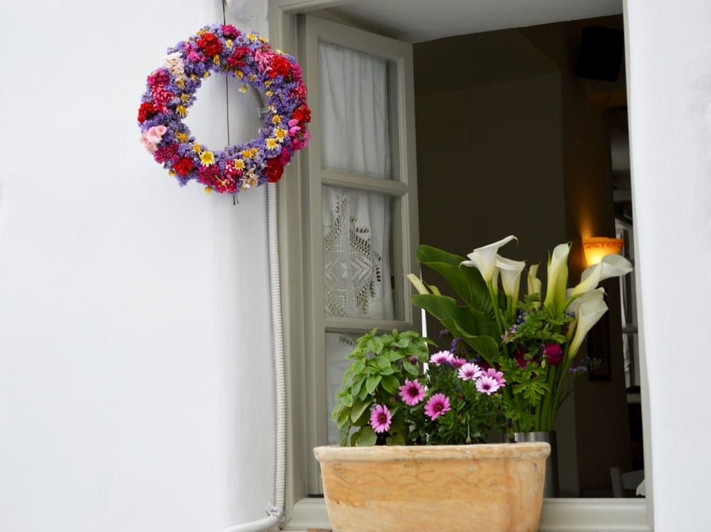 The May Wreath - another famous Greek tradition