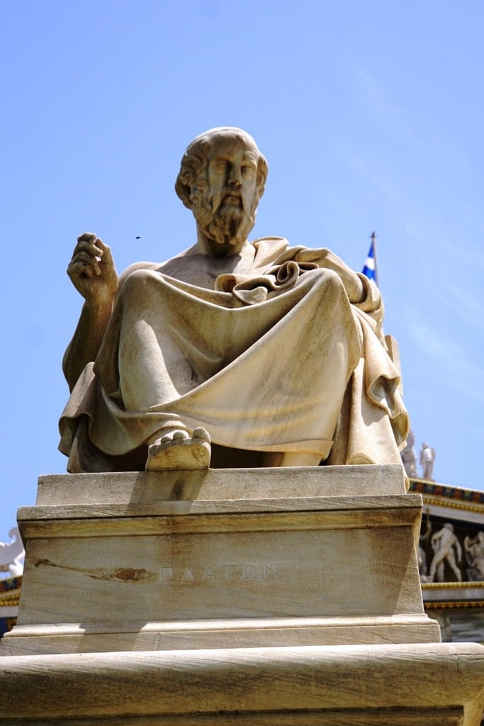 Plato - famous people of Greece