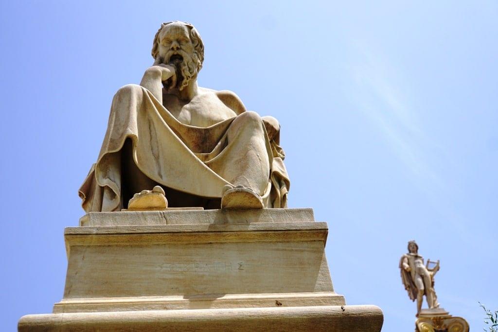 Socrates - Famous Greeks