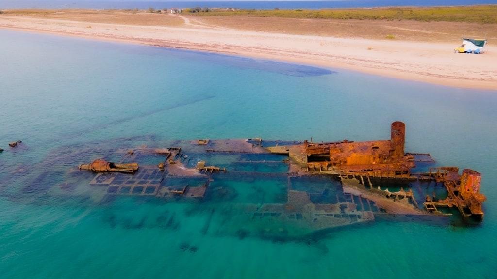 Epanomi Shipwreck Greece
