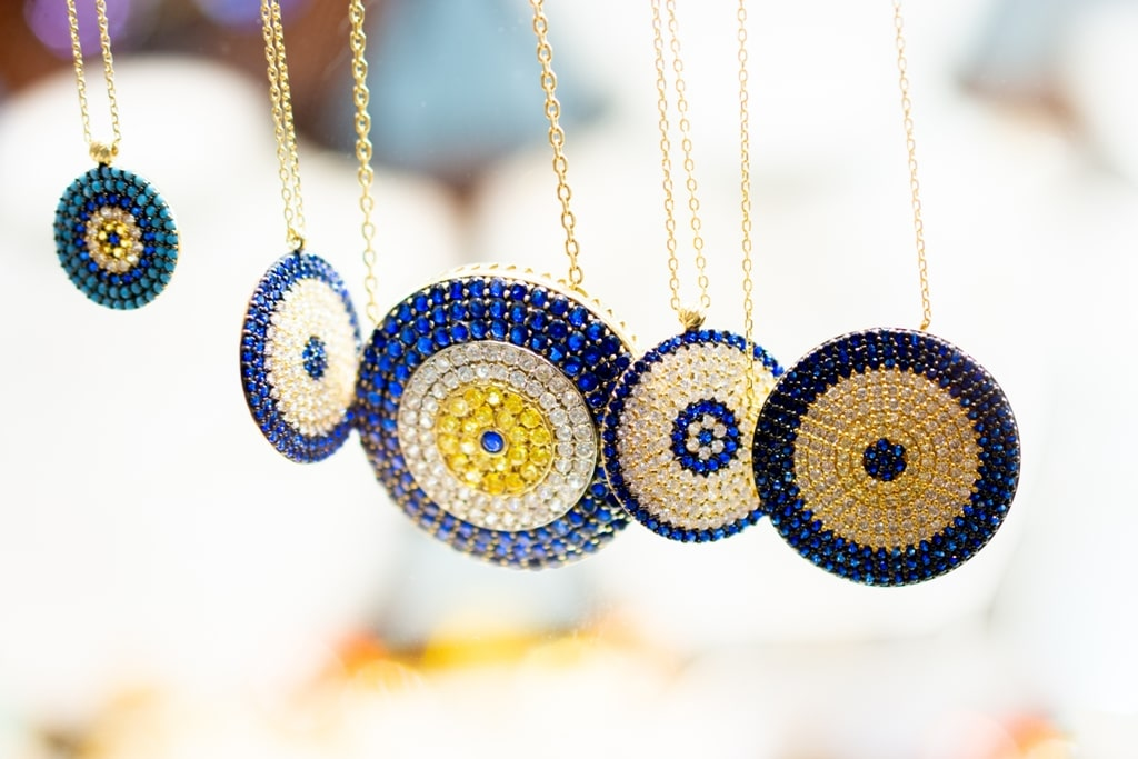 The Evil Eye (Mati) - tradition in Greece