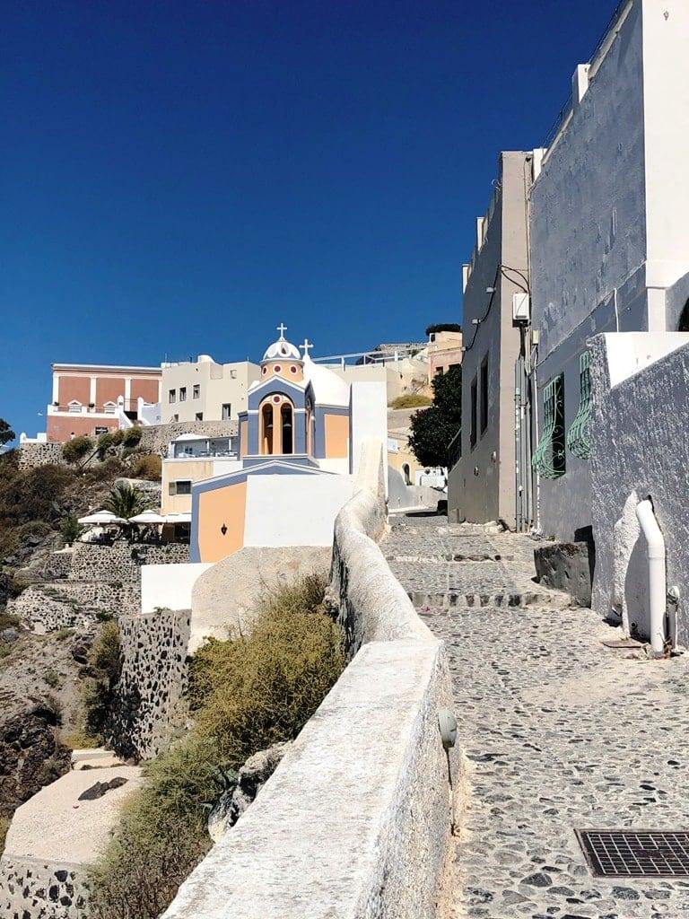 Fira Santorini - 2 days in Santorini