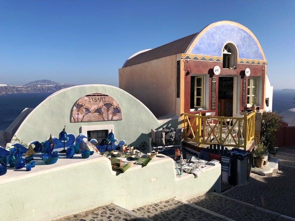 Oia Santorini 2 day itinerary