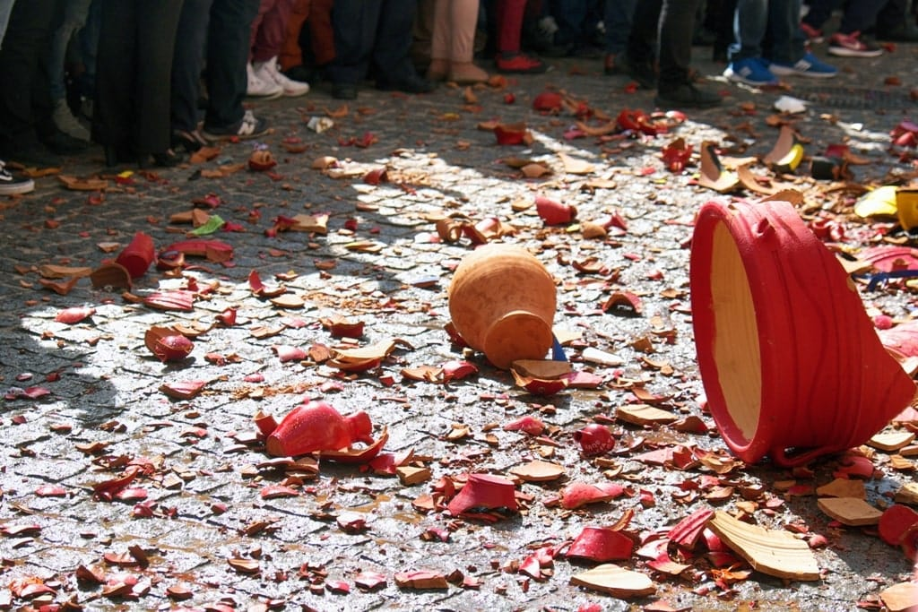 Botides Tradition Corfu - Greece in Easter