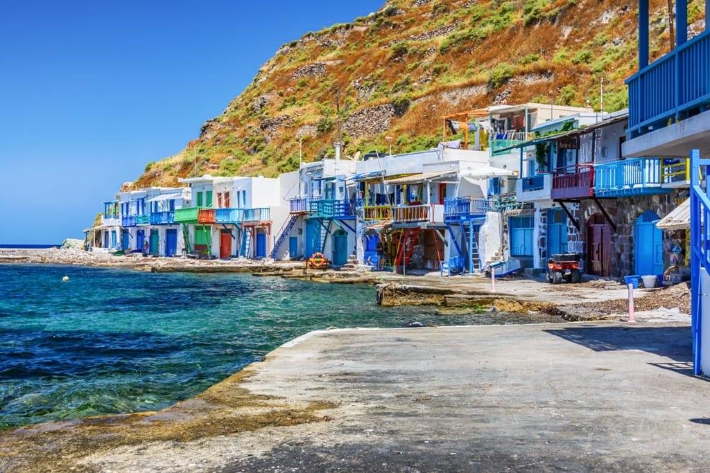 Milos - Best islands to visit in Greece