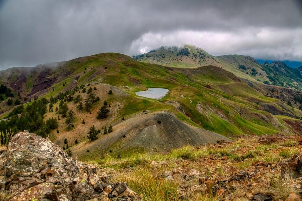 Dragon Lake - Hiking in Greece