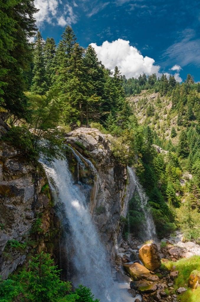 Theodoriana waterfalls