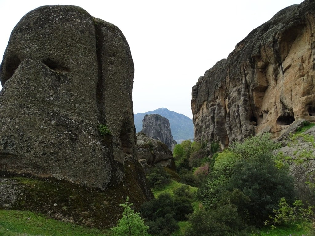 hiking in Meteora - Best hikes in Greece