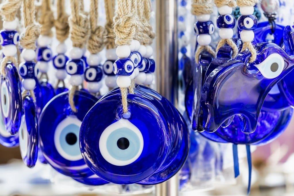 evil eye - customs in Greece