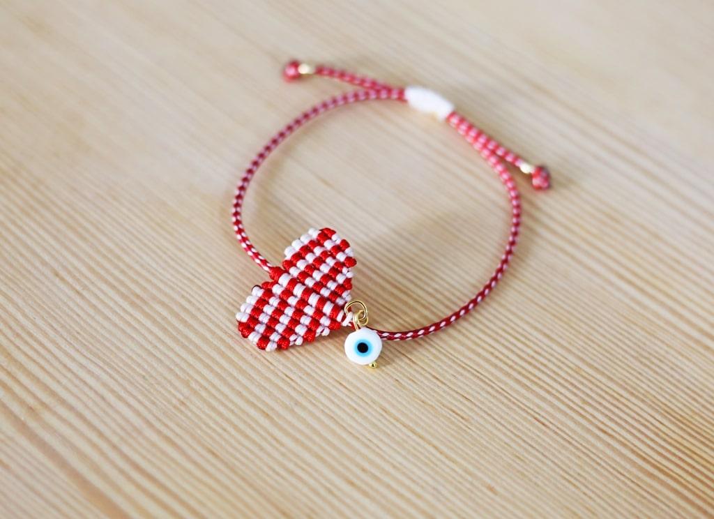 The March Bracelet (Martis) - popular Greek Tradition