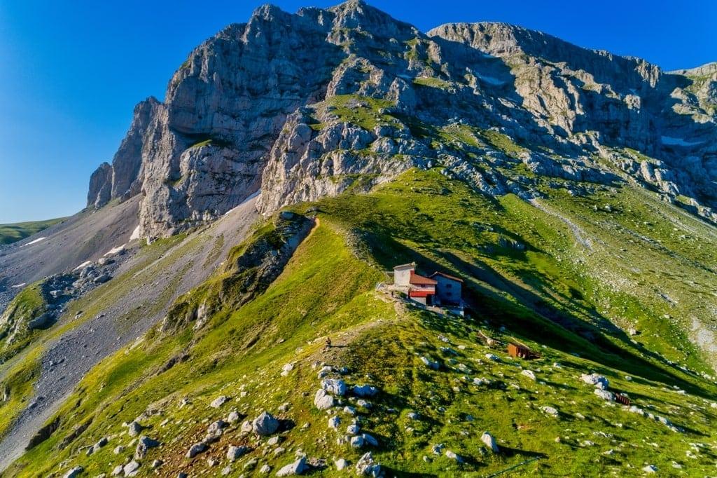 Mount Tymfi  - Highest mountains in Greece