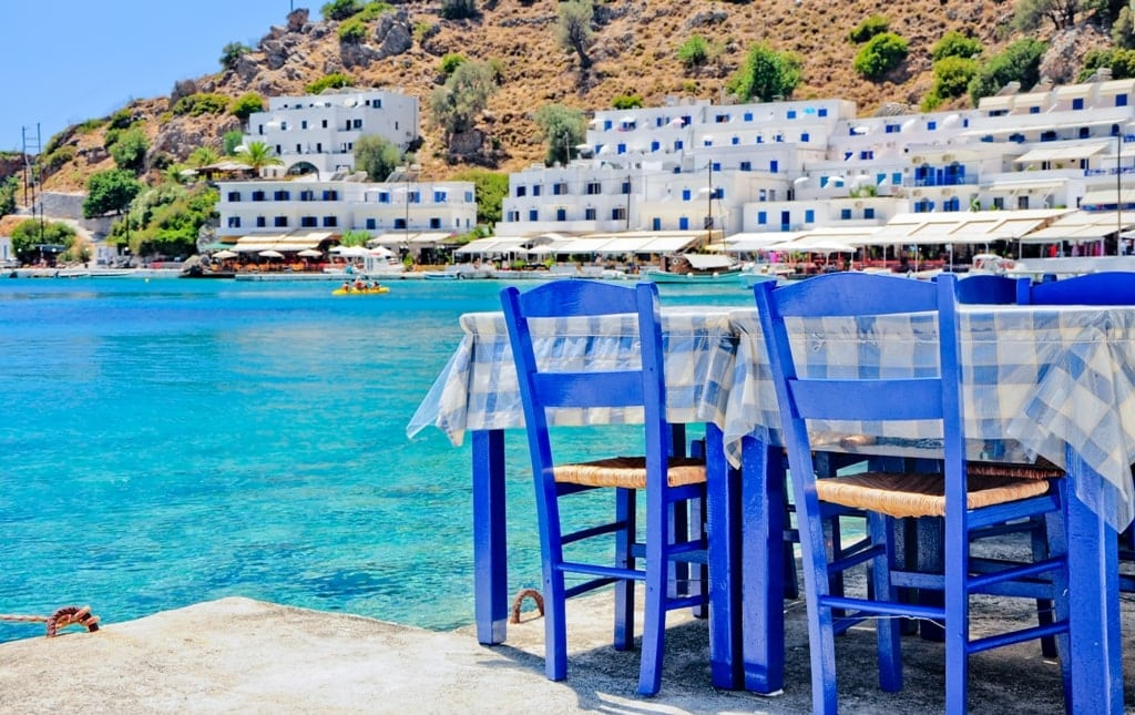 Everything you need to know about tavernas in Greece