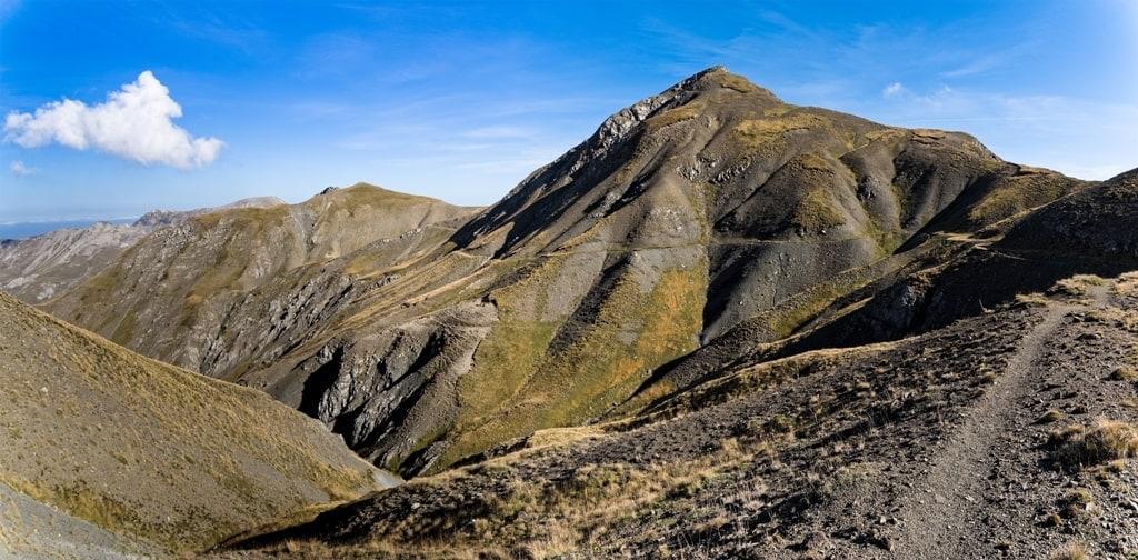 Grammos Mountain - Highest mountains in Greece