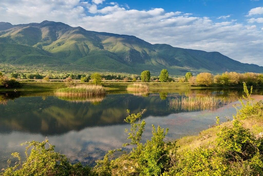 Lake Kerkini Greece