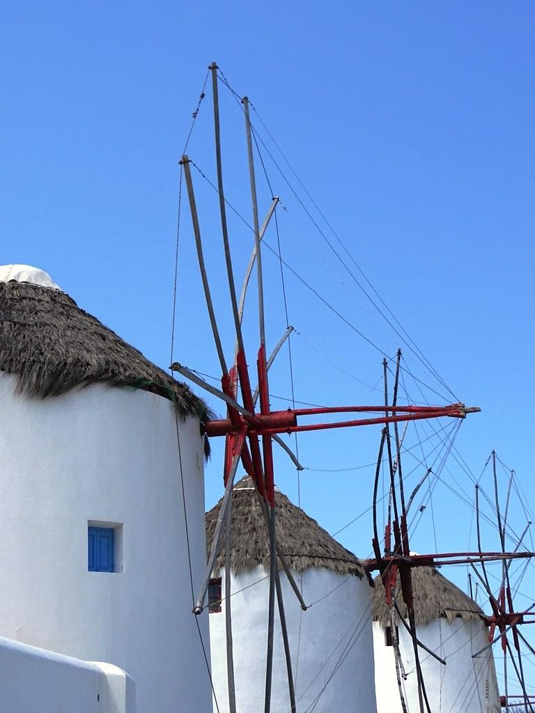 Kato Mili Mykonos Windmills