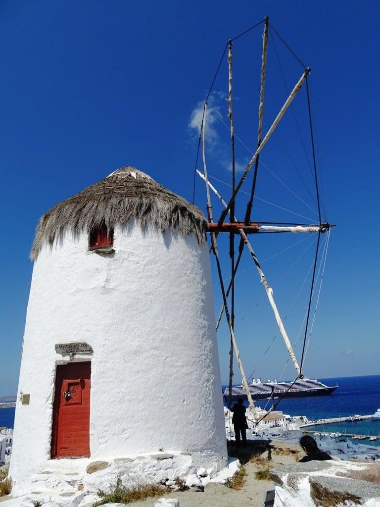 windmills of Mykonos - Boni's Mill