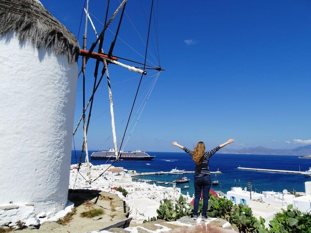 Mykonos - best islands to visit in October