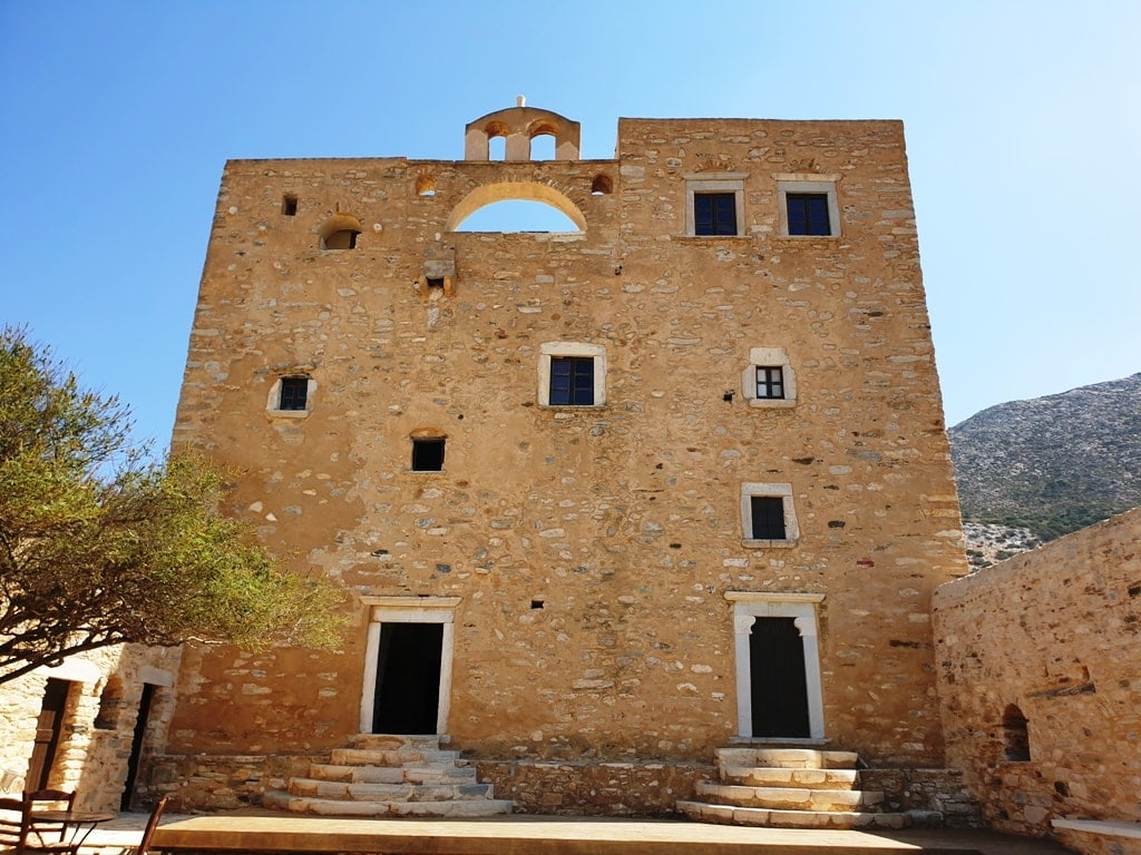 Bazeos Tower - things to do in Naxos