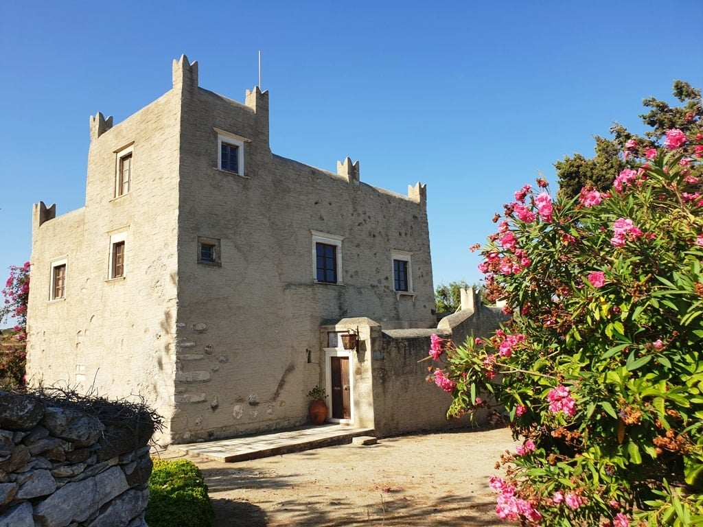 Belonia Tower - things to do in Naxos