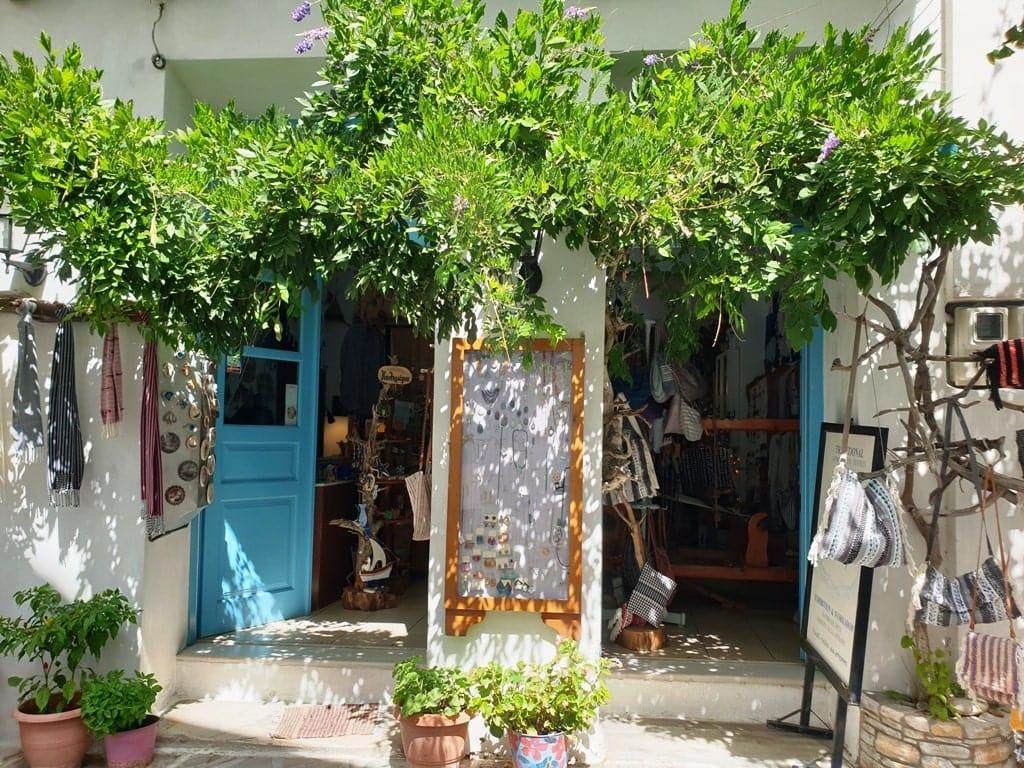 Halki village Naxos