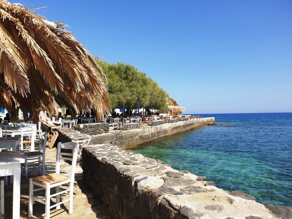 Moutsouna Village Naxos