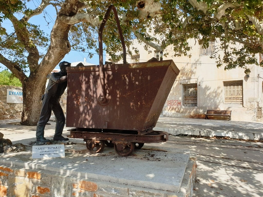 Moutsouna - Things to do in Naxos