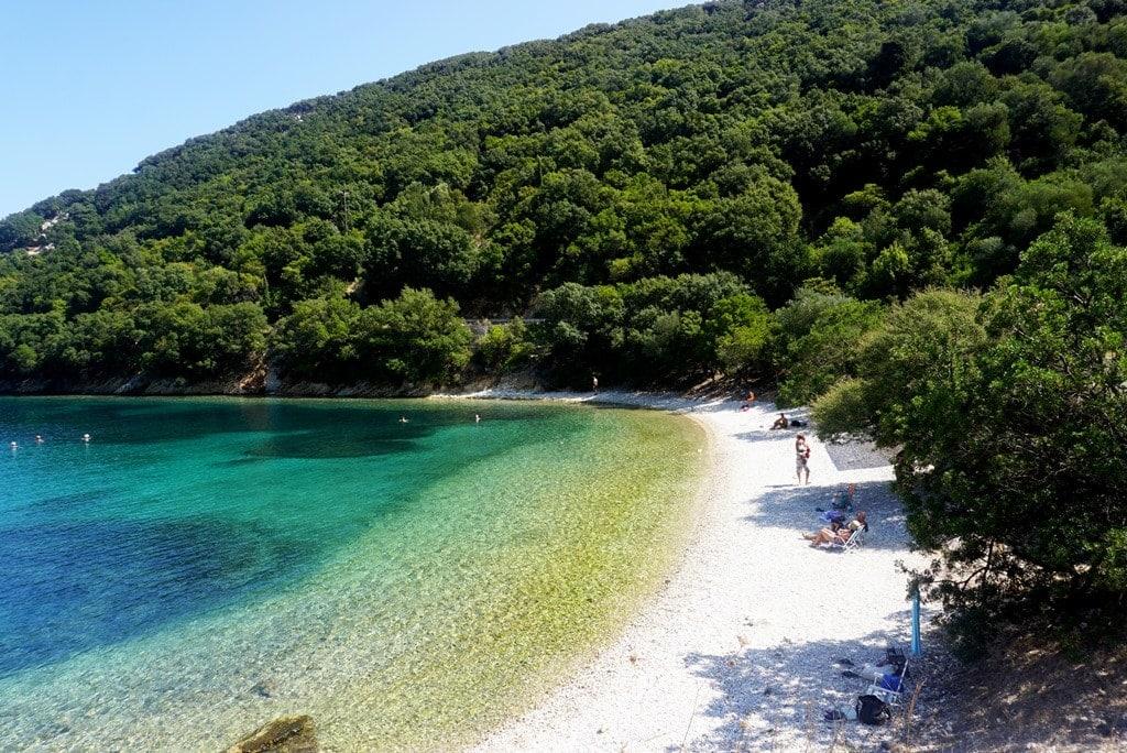 Ithaca - quiet Greek islands to visit
