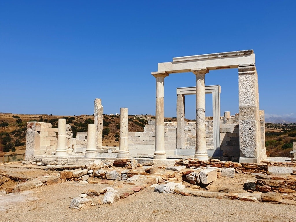 Temple of Demeter - Things to do in Naxos