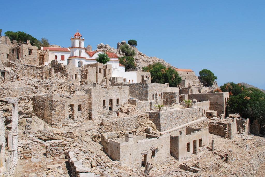 Tilos - Unspoiled Greek islands