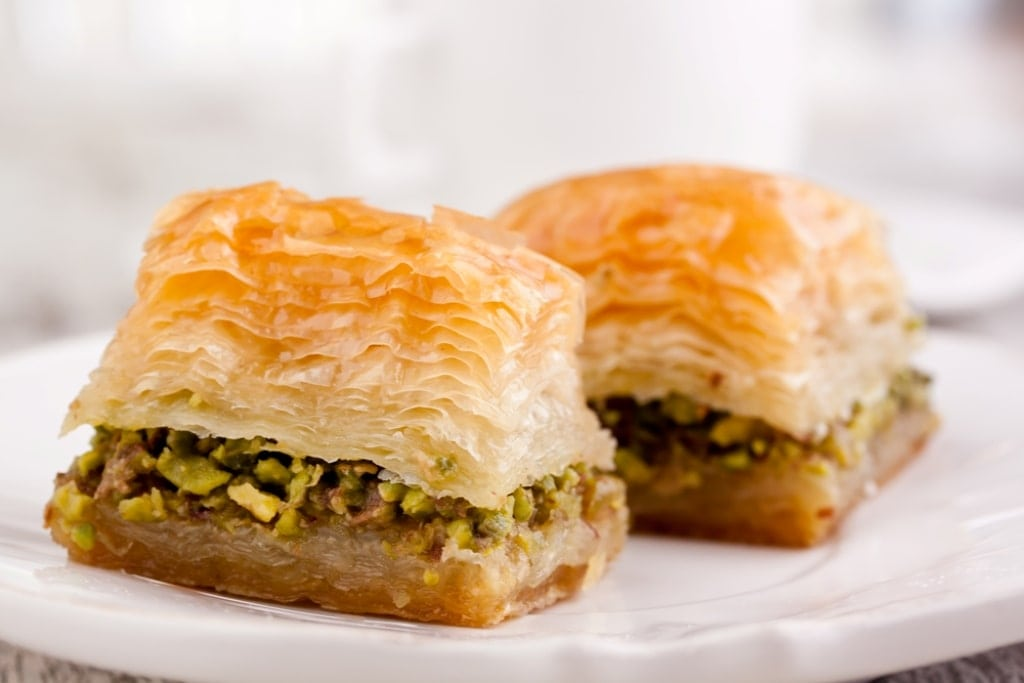 Baklava - Greek Desserts