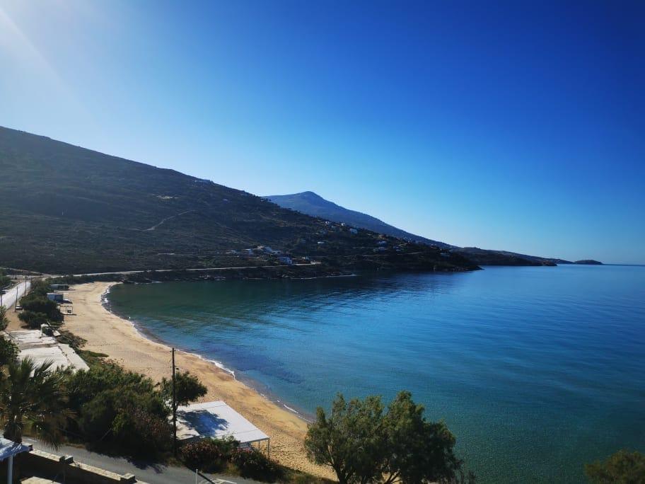 Kypri Beach Andros