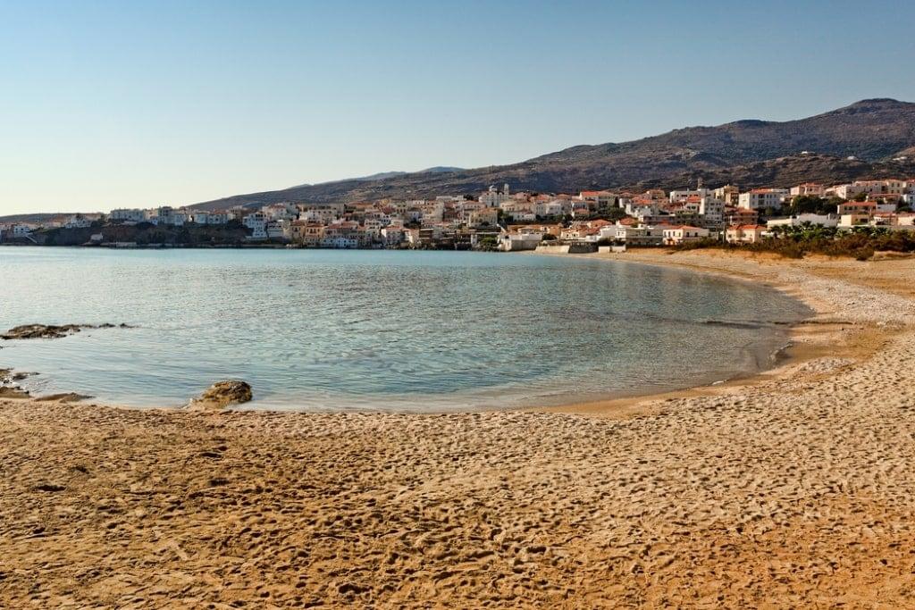 Neiborio Beach - Andros beaches