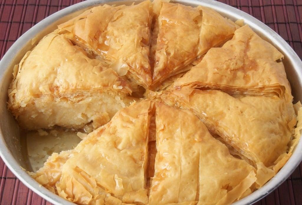 Galaktoboureko - Greek desserts to try