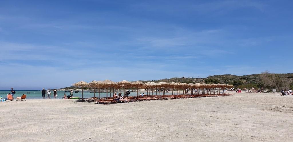 Elafonisi Beach - Best Beaches in Chania