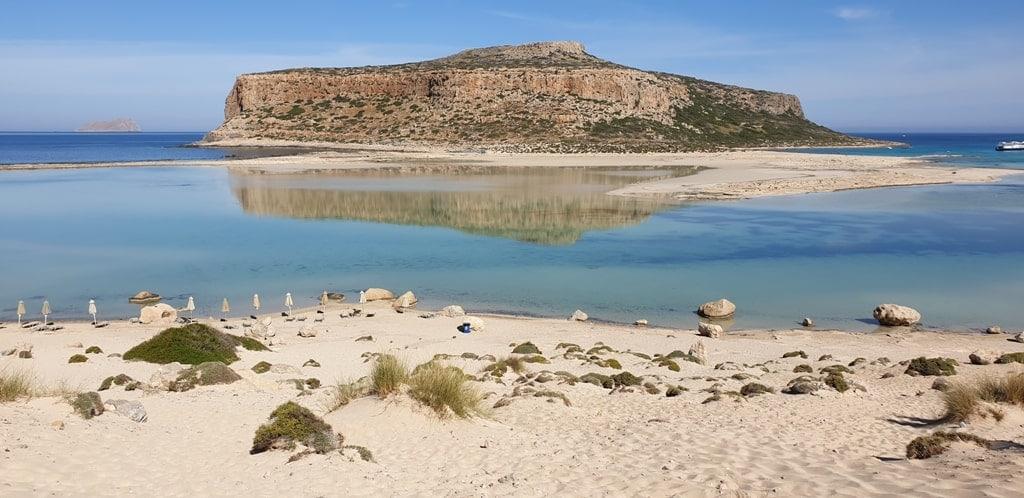 Balos in Chania Crete