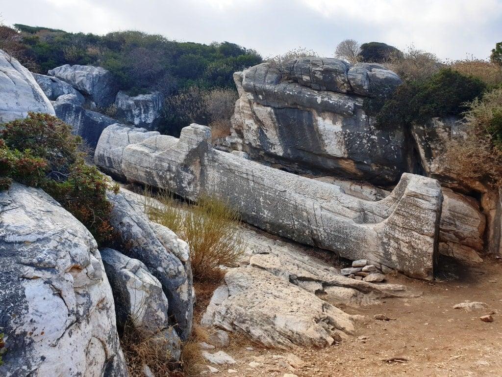 Kouros of Naxos