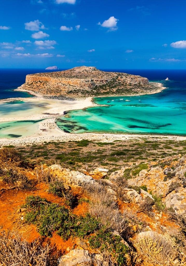 Balos - Best Beaches in Chania Crete