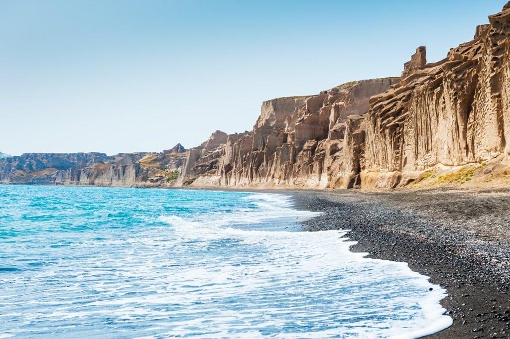 Vlychada Beach in Santorini