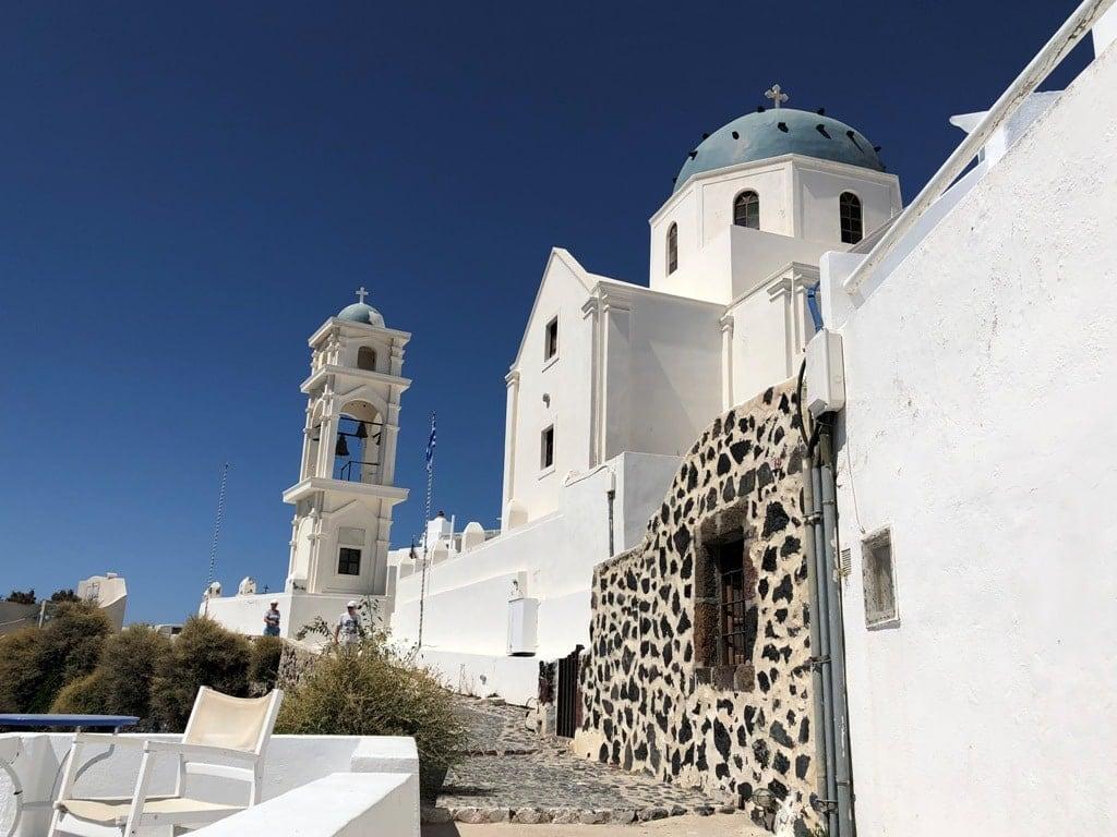 Imerovigli - Villages of Santorini