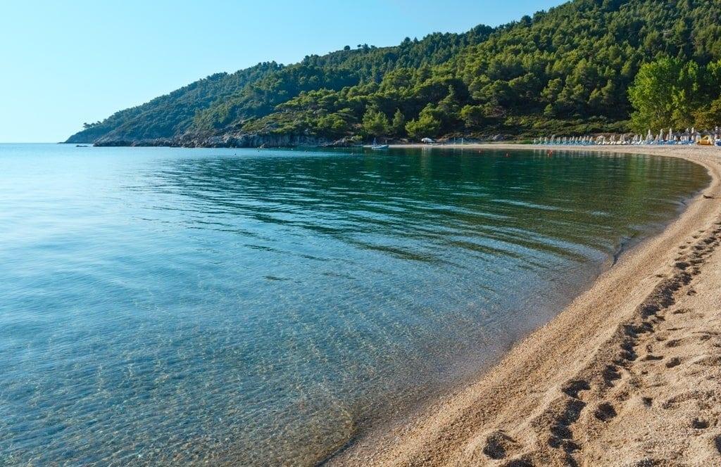 Platanitsi Beach - Sithonia Beaches