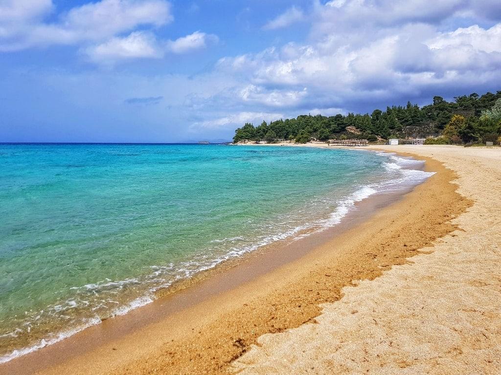 Kalogria Beach - Best Sithonia beaches