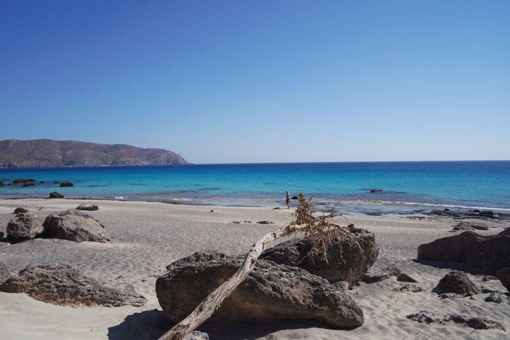 Kedrodasos - Famous beach in Chania