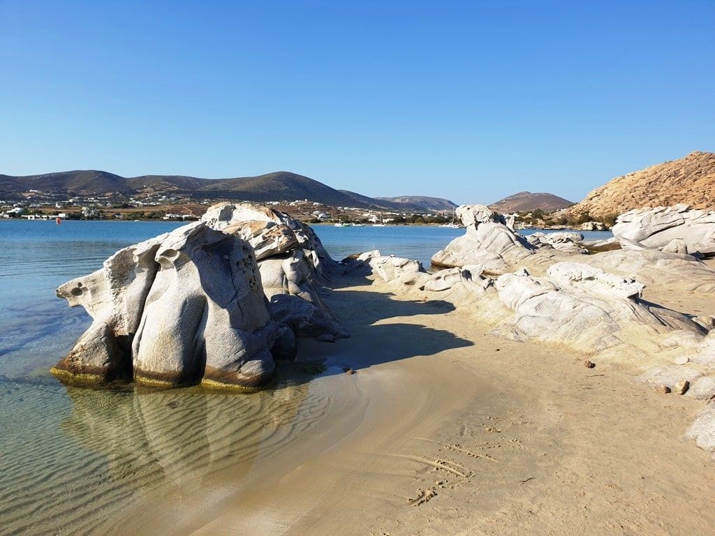 Kolymbithres Beach - things to do in Paros