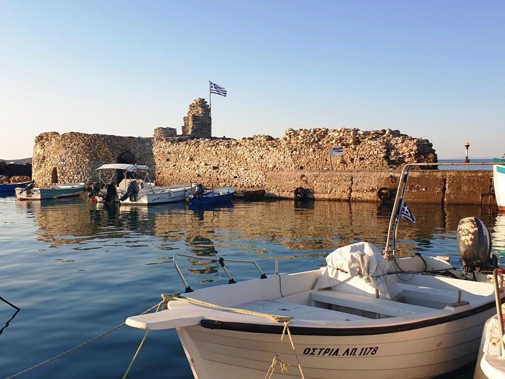 Naousa - Paros Island Greece