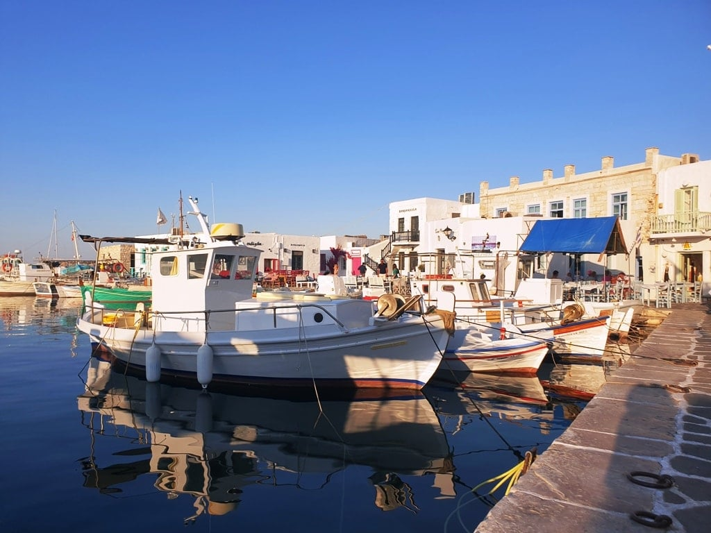 Things to do in Paros Island