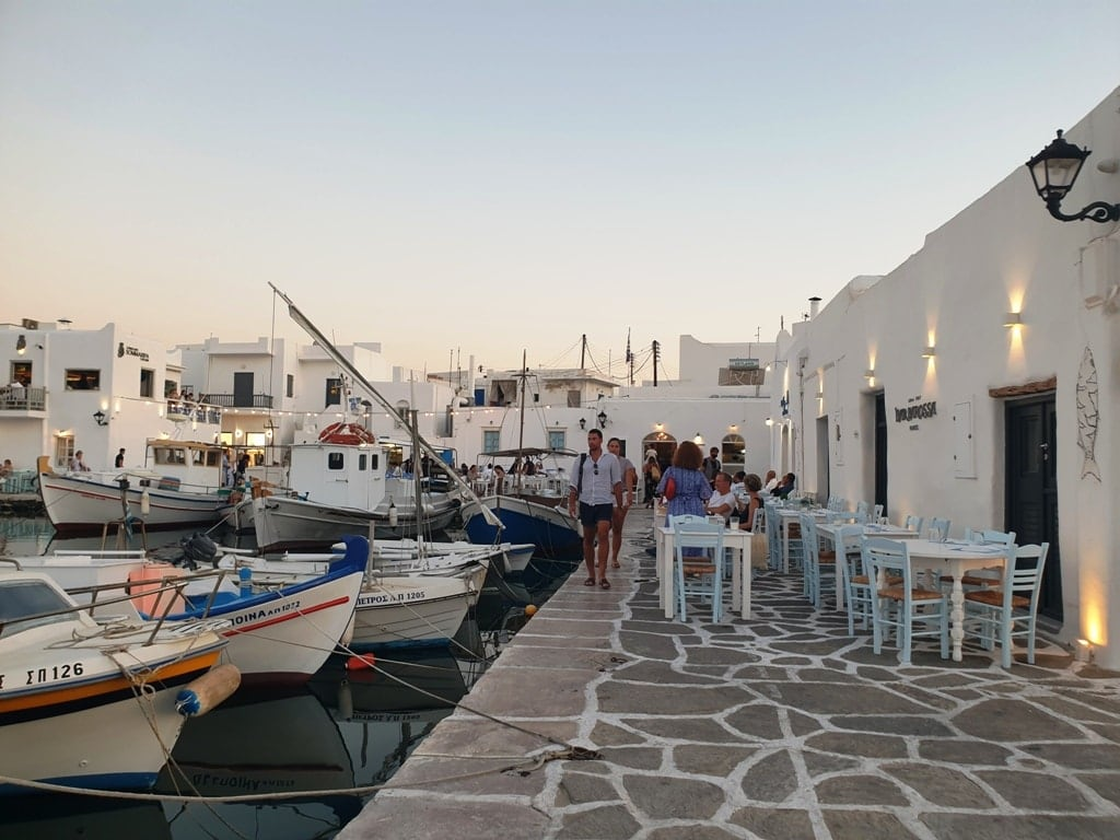 Naoussa - Things to do in Paros island