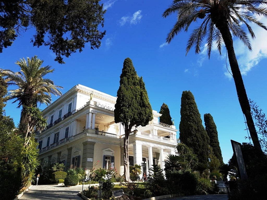 Achilleion Palace - Things to do in Corfu