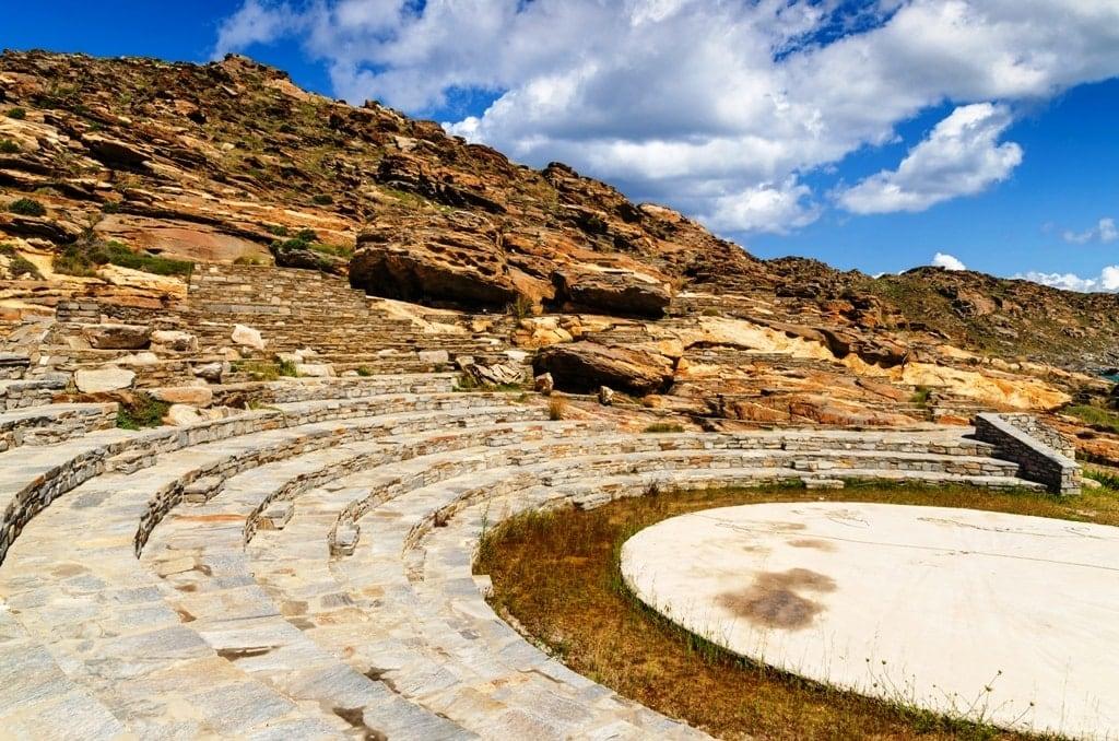 Theater in Paros Park