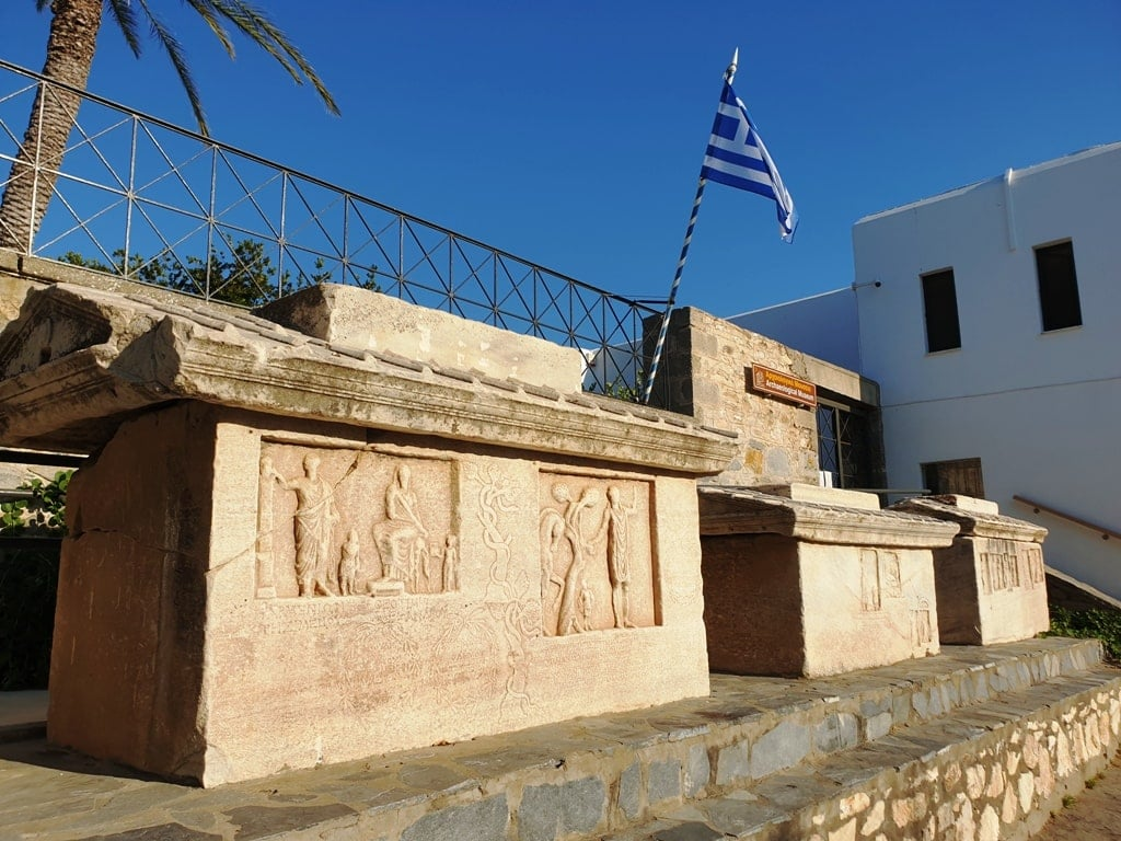 Archaeological Museum of Paros - things to do in Paros